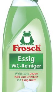 frosch wc essig reiniger 750 ml wc reiniger. Black Bedroom Furniture Sets. Home Design Ideas